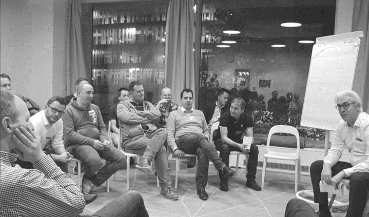 Dr. Sinan Perin auf der Tools4Agile 2018 in Wiesbaden