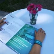 marenas auf dem diesjährigen Alumni Event der FH Kufstein Tirol