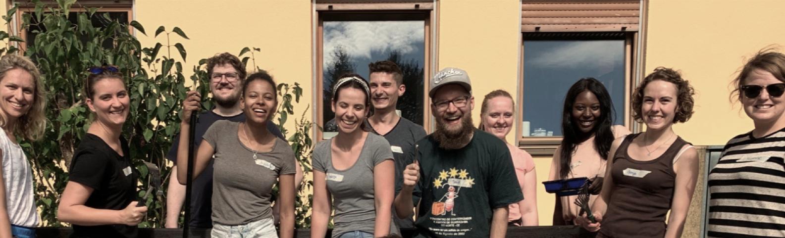 marenas hilft auch dieses Jahr beim Münchner Jugendhaus e.V.